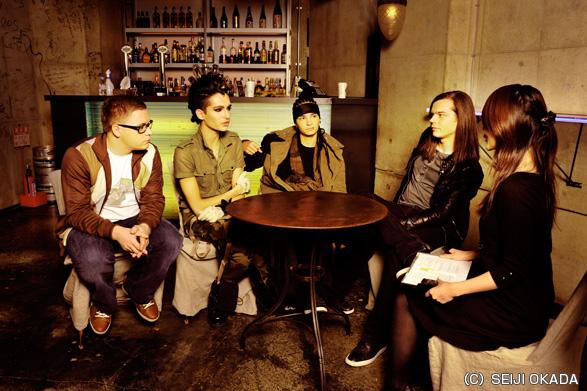 5798➜ Interview  - Tokyo ( Japon ) - 10.02.11