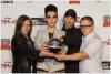 || Article 5854 || Tokio Hotel ne sera pas nominé aux Comet 2011.Bxll Kaulitz ademandé à VIVA si Tokio Hotel pourrait être nominé dans une des catégories des Comet et voici la réponse : « Bonjour, Merci pour votre mail. Malheureusement, Tokio Hotel n'a sorti ni album, ni single et n'a pas joué en Allemagne en 2011. Par conséquent, ils ne peuvent pas être nominés dans une des catégories des Comet cette année, désolé ! Cordialement, Votre équipe VIVA » Traduction par ObnuBillée pour Tokio-Hotel.skyrock.com