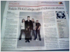 "|| Article 5870 || Journal ""La Nacion"" (07.03.2011)"