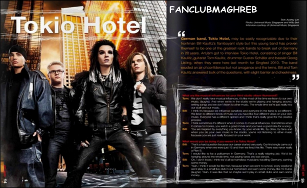 "|| Article 5876 || Magazine ""ArtJam"" n° 22/2010 (Singapour)"