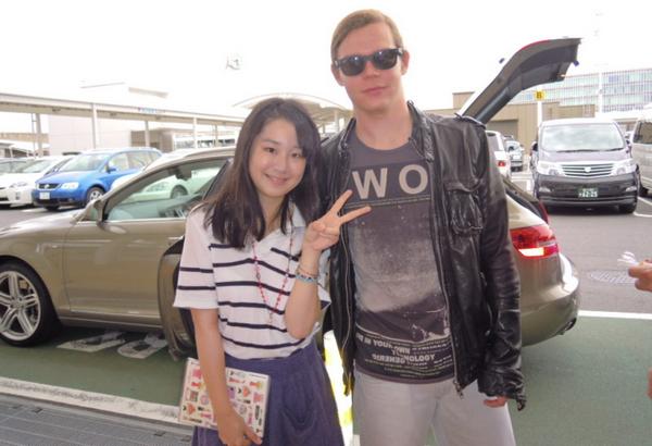 - 6530 - Aéroport, Tokyo: photos et vidéos (23.06.11)
