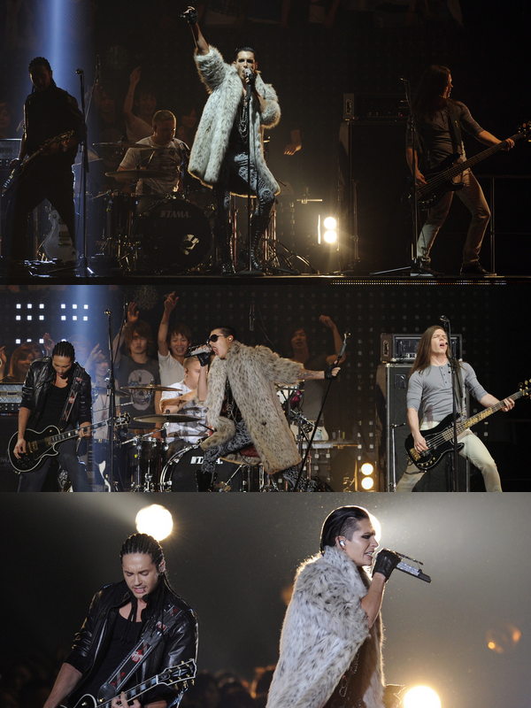 - 6551 - MTV Video Music Aid Japan 2011 : photos HQ et vidéos - 25.06.11