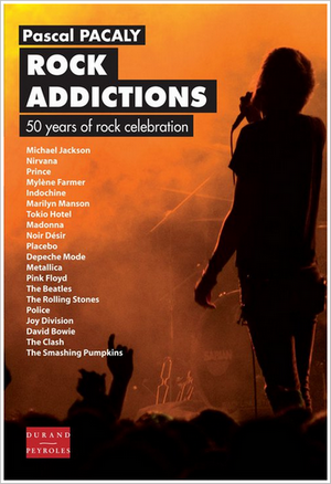 - 6560 - Livre Rock Addictions