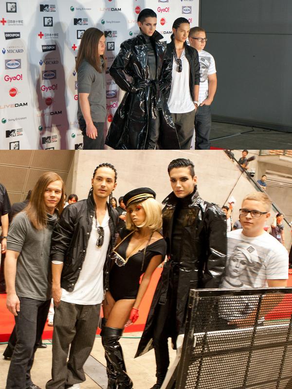 - 6612 - MTV Video Music Aid Japan 2011 - Red Carpet - Tokyo, Japan 25.06.2011