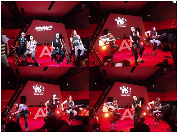 - 6614 - Showcase Acoustic  - Tokyo, Japon 24.06.2011