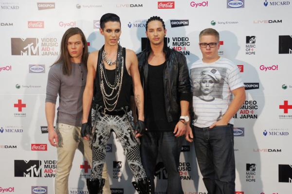 - 6616 - MTV Video Music Aid Japan 2011 - Tokyo, Japan 25.06.2011