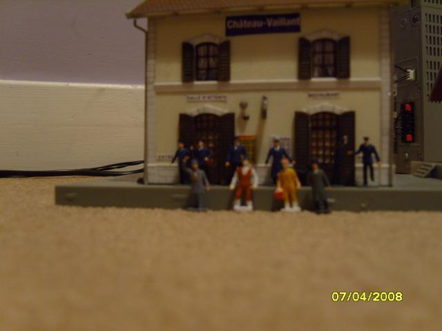 Les petits cheminots
