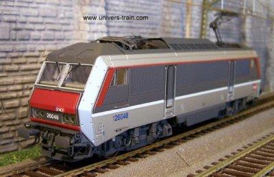La prochaine Locomotive Du Corail InterCités Normandie