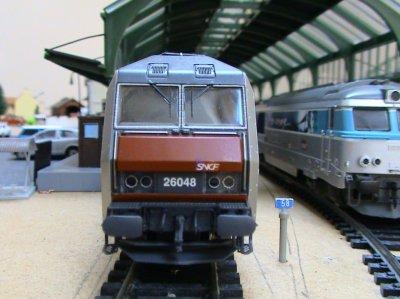 Les Locomotives BB 26000