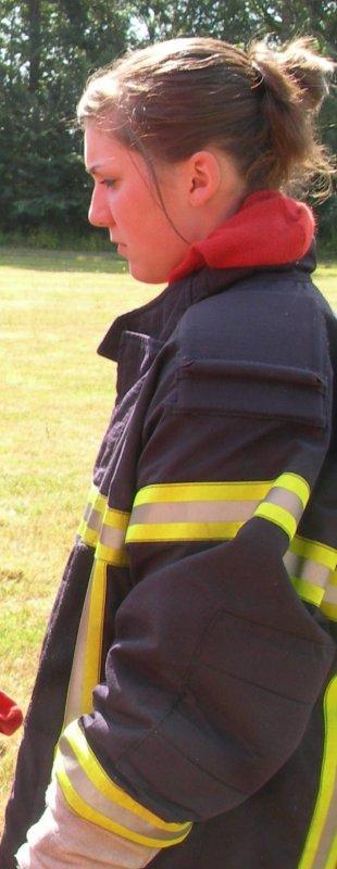 Sapeur-Pompier.