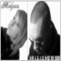 A l'encre de Mon Coeur / A-SO FEAT MELYSSA SOURiRES HYPOCRiTES (2009) (2009)