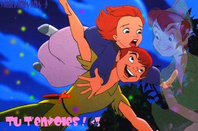 Peter Pan ; Tu T'envoles !
