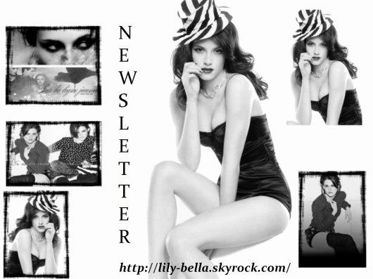 Ma newsletter Eternel / http://lily-bella.skyrock.com/