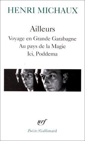 Voyage en grande Garabagne de Henri Michaux