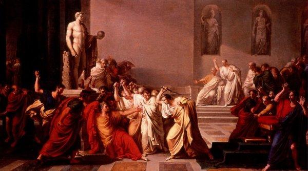 La mort de César de Voltaire