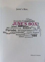 June's box de Déborah Galopin