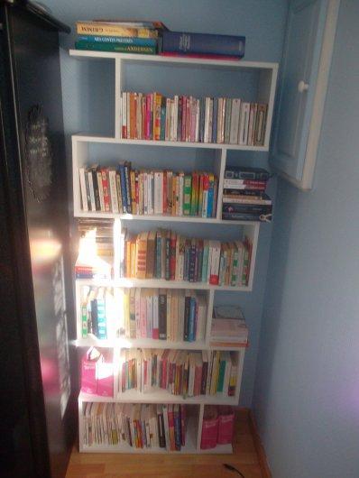 Ma bibliothèque