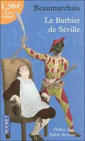 Le barbier de Séville de Beaumarchais