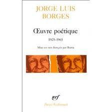 Oeuvre poétique de Jorge Luis Borges