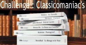 Challenge classicomaniac's