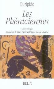 Les phéniciennes d'Euripide