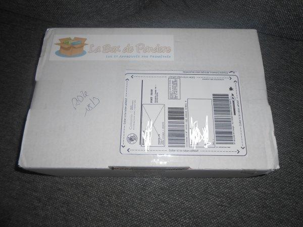 La box de Pandore de Mars est arrivée