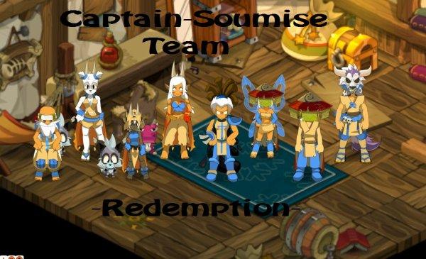 Naissance d'une nouvelle team, une team forte, la Cap'team !