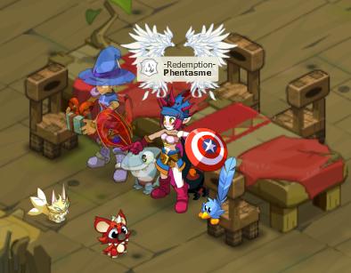 Captain & Phentasme's Exo