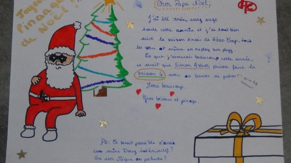 Pinaaaage de Noël