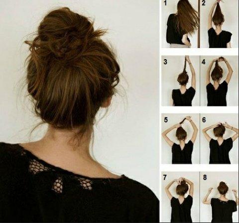 Tuto coiffure 4