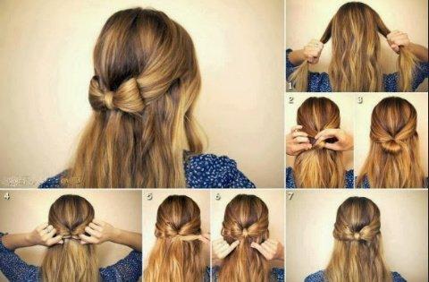 Tuto coiffure 5