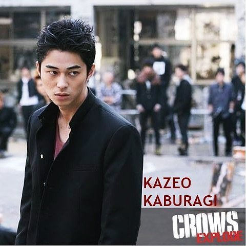 Film Japonais - Crows Explode (Crows Zero 3) 2014