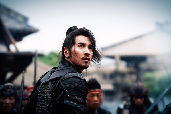 Acteur - Mark Chao