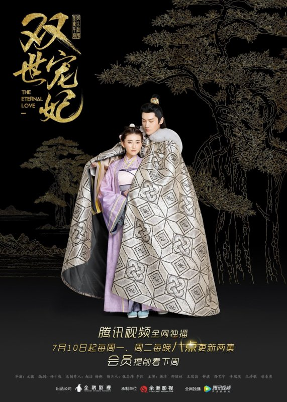 Drama chinois - The Eternal Love (2017)