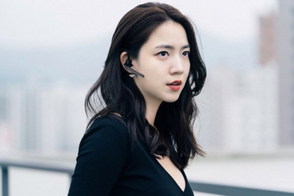 Actrice sud-coréenne - Ryu Hwa Young
