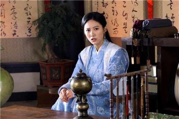 Actrice chinoise - Wu You