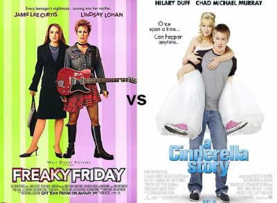 freaky friday ou comme cendrillon?