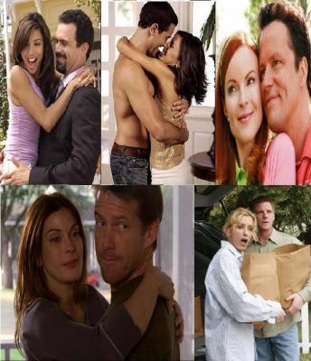 vs préférez quel couple de desperate housewives???