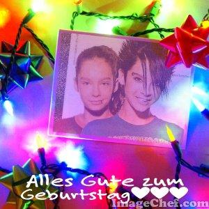 Happy Birthday Twins Kaulitz