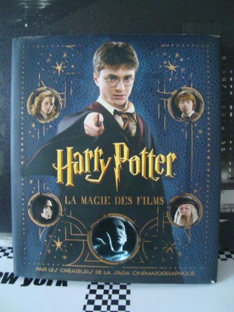 Livre harry potter la magie des films blog de collectionharrypotter - Harry potter livre pdf gratuit ...