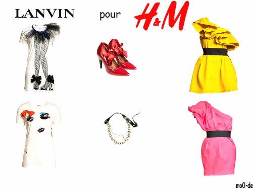 +Lanvin pour H&M