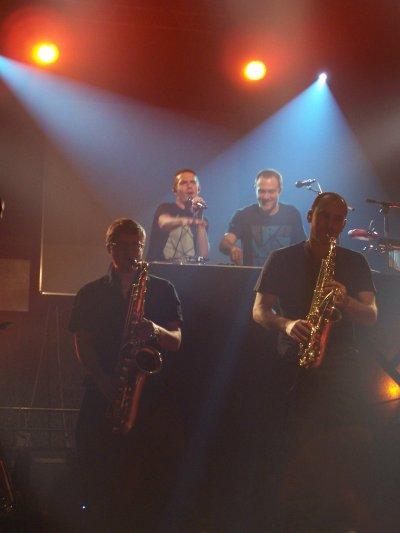 hocus pocus overlook 2010: le live ya que ca de vrai!!
