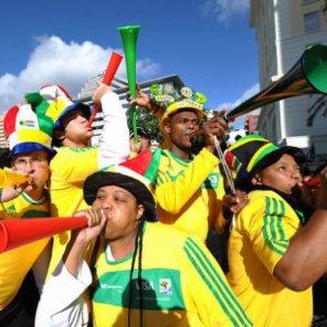 L'UEFA interdit la Vuvuzela dans les tournois européens