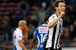 Christophe Grégoire revient au Sporting de Charleroi