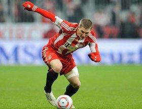 Schweinsteiger prolonge au Bayern jusqu'en 2016