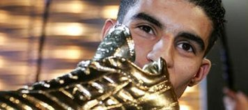 Boussoufa Soulier d'Or