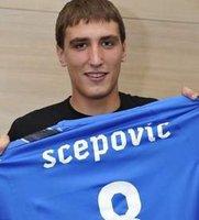 Officiel Scepovic (FC Bruges) prêté à Courtrai