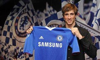 Officiel : Torres signe à Chelsea