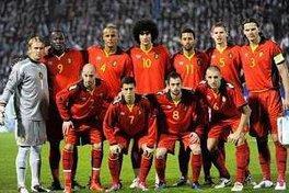 Classement Fifa : l'Espagne toujours en tête, la Belgique 58ème