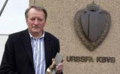 "Le premier ""Guy Thys Award"" pour Ariël Jabobs"